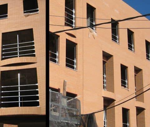 17 viviendas en Horcajo