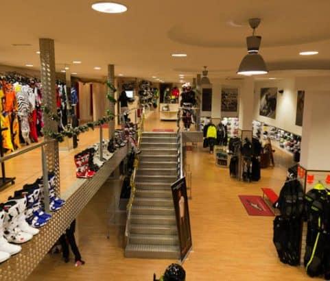 Legalización tienda ropa